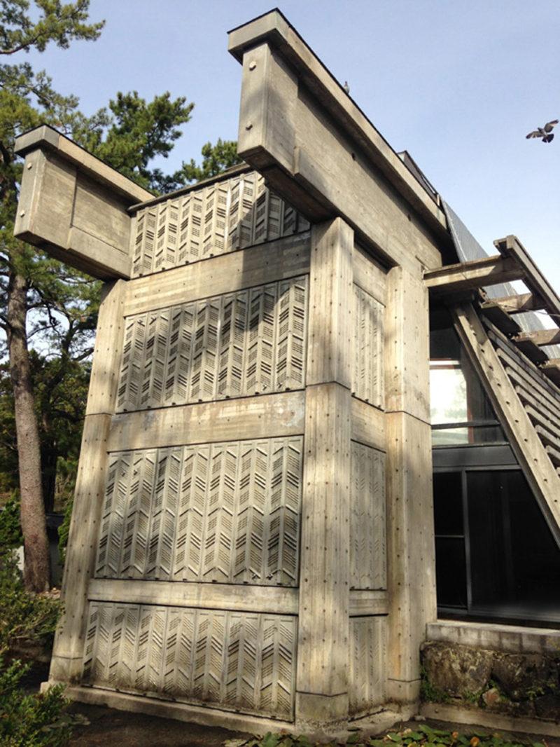 出雲大社庁の舎(1963年)