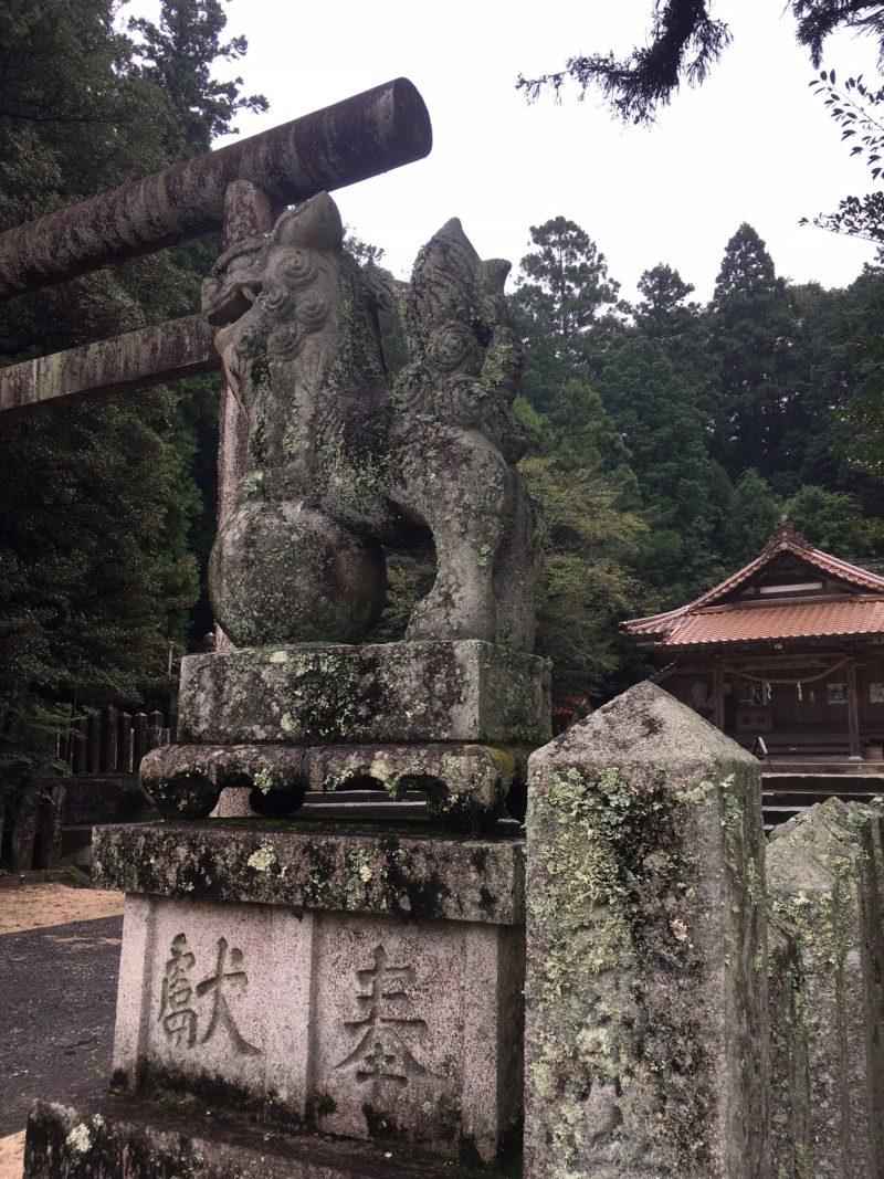 阿刀明神社