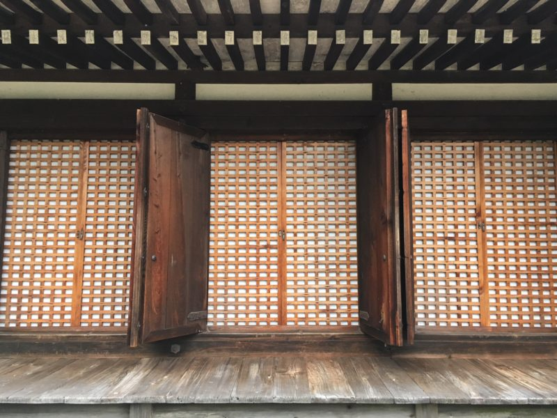 新春浄瑠璃寺